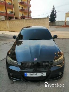 BMW dans Tripoli - BMW