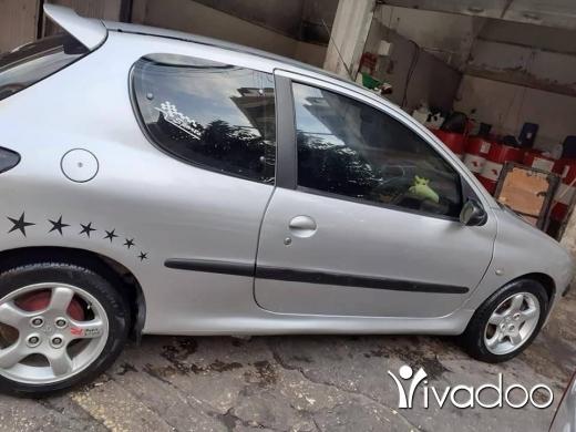 Bugatti in Tripoli - بيجو 206