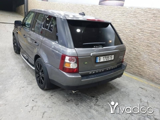 Rover in Beirut City - ✅ Range rover HSE 2007