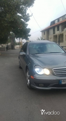 Mercedes-Benz in Zgharta - For sale c 230 2006 super clean chechet bel Sandet camera