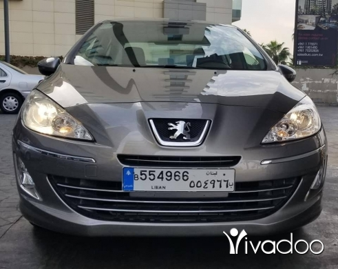 Peugeot in Beirut City - ‎Peugeot 408 2012 Full option مصدر الشركه excellent Cobdition like NEW‎