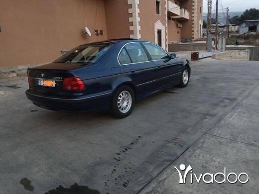 BMW in Zgharta - BMW 523 96 full