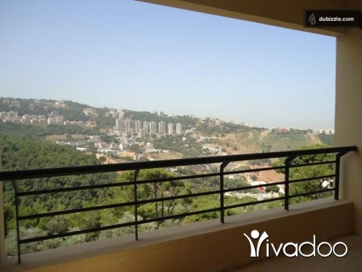 Apartments in Ain Saadeh - Apartment for rent in Ain Saadeh - Metn
