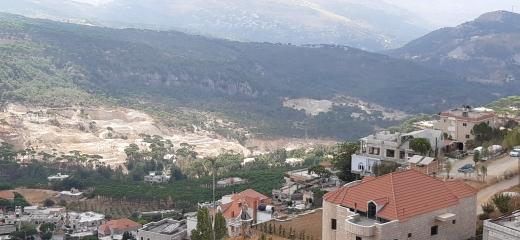 Land in Ain Dara - ارض للبيع عين داره منطقة عاليه