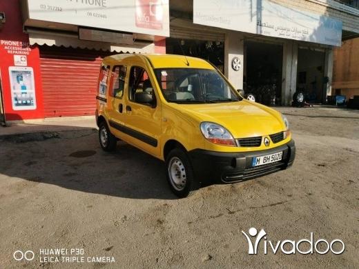 Renault in Beirut City - Kango 2006 4x4 ajnabi