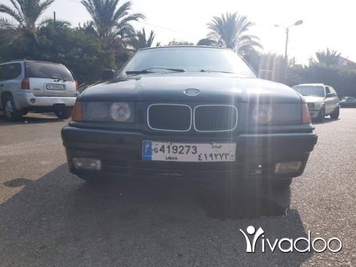 BMW in Tripoli - bmw 325 model 91