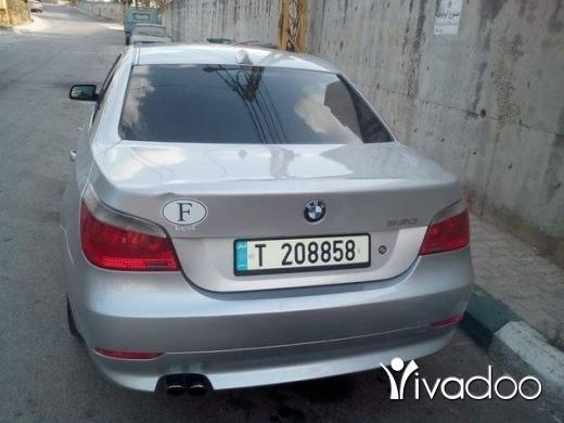BMW in Tripoli - 530.2004