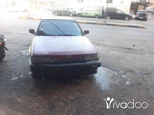 Honda in Tripoli - honda 89