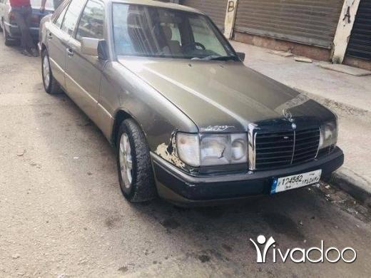 Mercedes-Benz in Tripoli - 300