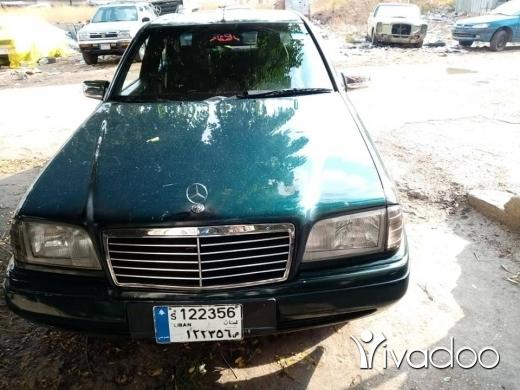 Mercedes-Benz in Tripoli - مرسيدس c180 موديل 95