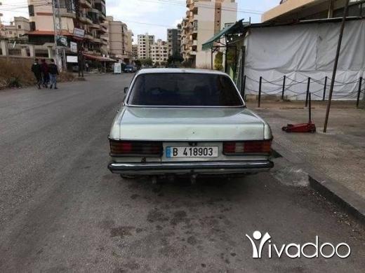 Mercedes-Benz in Tripoli - moudel 78