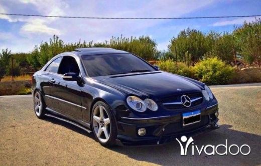 Mercedes-Benz in Jidra - Mercedes Benz CLK