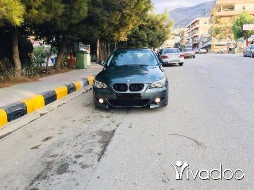 BMW in Deir Ammar - E60 530.  2004 Look