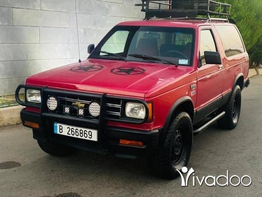 Chevrolet in Tripoli - Chevrolet blaizer