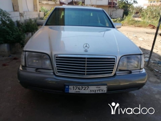 Mercedes-Benz in Tripoli - mercedes ٣٠٠ شبح