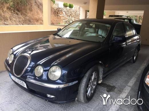 Jaguar in Beirut City - Jaguar Stype. V6. Full options