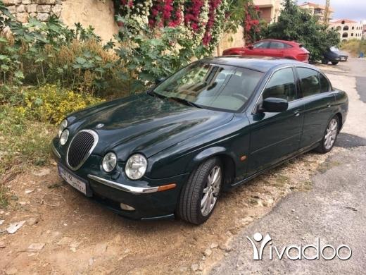 Jaguar in Beirut City - Jaguar S type V 8 mint condition