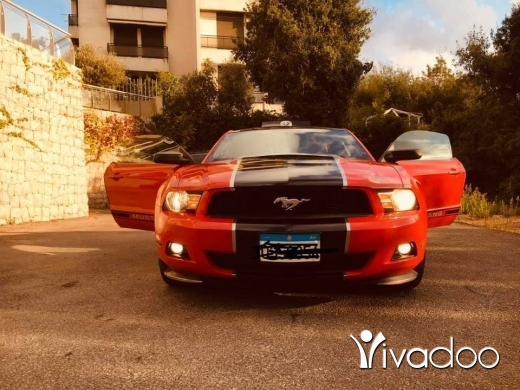 Ford in Beirut City - Ford Mustang 2011 ( 38000 Miles)