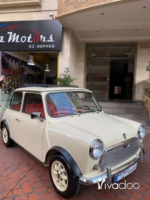 Mini in Beirut City - Mini 1100 1981 automatic aircondotioned ☎️03889908