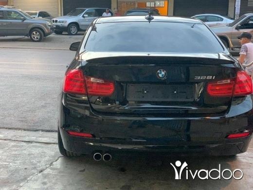 BMW in Tripoli - bmw f 30 2012