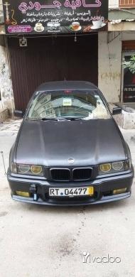 BMW in Tripoli - Boy