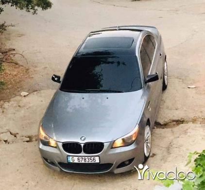 BMW in Akkar el-Atika - E60, moudel: 2004. luk ,