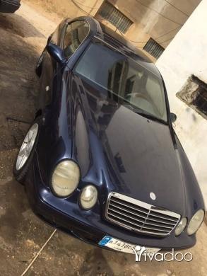 Mercedes-Benz in Zgharta - ٣٢٠ باب واحد موديل ٩٨  ,