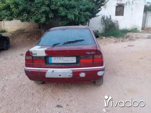 Citroen in Tripoli - ستروين 97