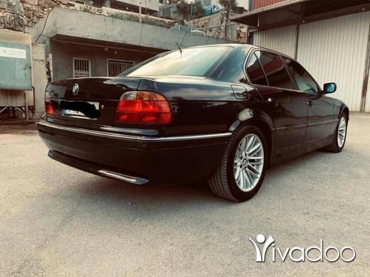 BMW in Baabda - 740 موديل 98