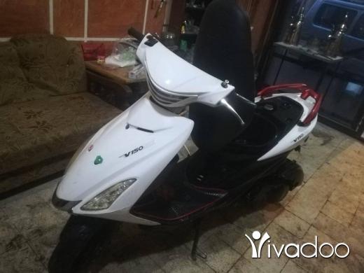 Motorbikes & Scooters in Tripoli - مكنة عزو نار