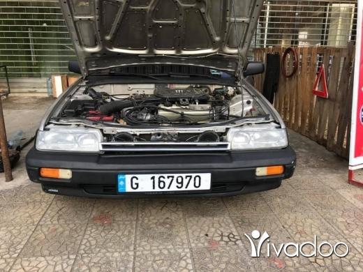 Honda in Tripoli - honda acord  moudel : 87