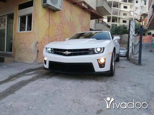 Chevrolet in Tripoli - كمارو ماشية 72 ميل خارقة: مفولي للبيع لو موقايضة