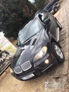BMW in Akoura - aswad aleb aswad
