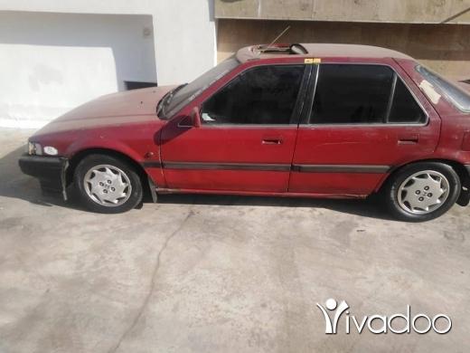 Honda in Tripoli - honda accord 89