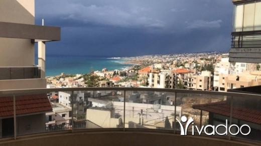 Apartments in Halate - L07330- Brand New Apartment for Sale in Halat with a Lovely Sea View