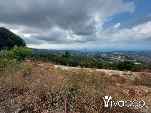 Land in Obeidad - L07324- Land for Sale in Aabeidat with Open Sea View