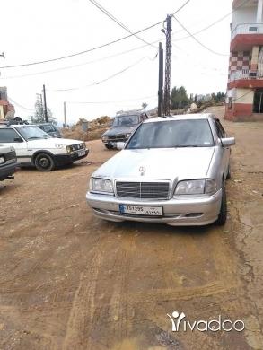 Mercedes-Benz in Akkar el-Atika - مكانيك توب  موتير فيتاس على الفحص  مكيف شغال  فرش نضيف  مفتاح شفط  كتير مرتبة  انقاذ