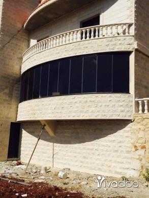 Property & Maintenance in Beirut City - المصري للألمنيوم والزجاج