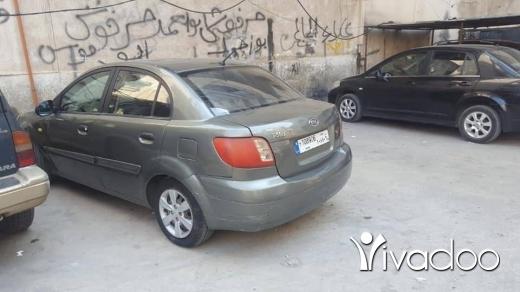 Kia in Tripoli - Kia rio model 2011