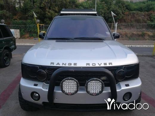Rover in Nahr Ibrahim - Ankad