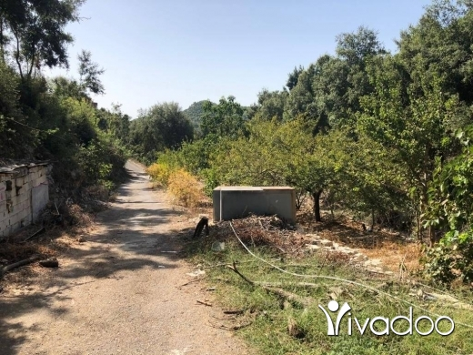 Land in Bchelli - L07232- Land for Sale in Bchalli With Under-Construction House