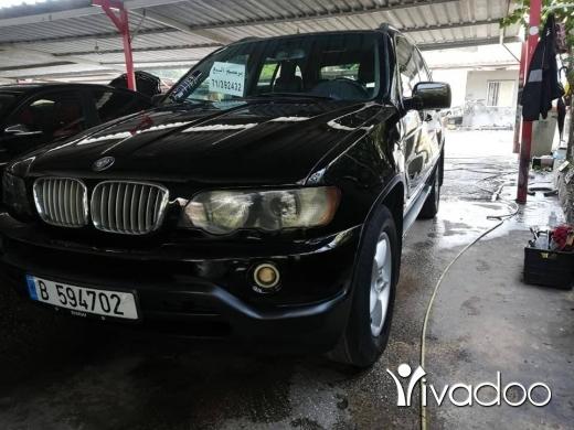 BMW in Beirut City - Xجيب X5 2003.