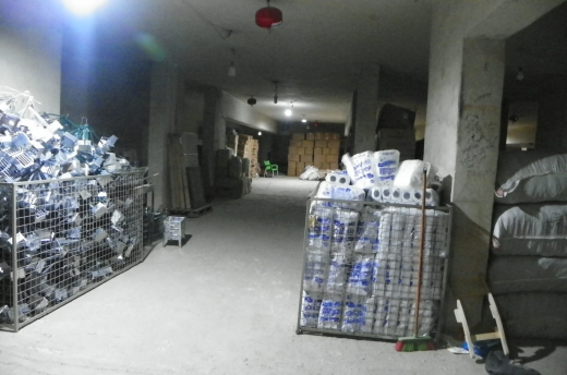 Whole building in Tripoli - Warehouse  for sale in Al Thaqafe Street, Tripoli