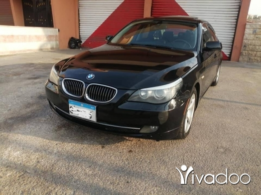"""BMW in Beirut City - Bmw e60 model """""""" 2008 """""""" for sale"""