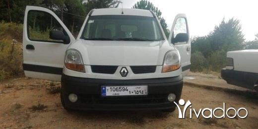Renault in Beirut City - Kangoo 2004 // bl chouf //03058152