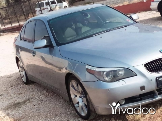 BMW in Beirut City - Bmw E60 530 model 2006