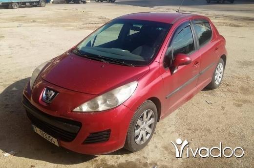 Peugeot in Beirut City - Peugeot 207 model 2011 brand new