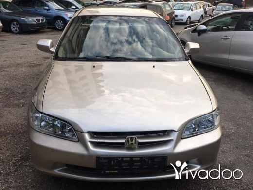 Honda in Tripoli - Honda accord mod 2000 aut ac mou3ayani 2020 call 03172009