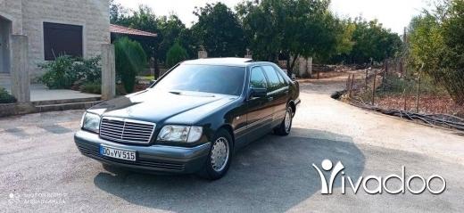 Mercedes-Benz in Kfar Habou - model 95 . enkad