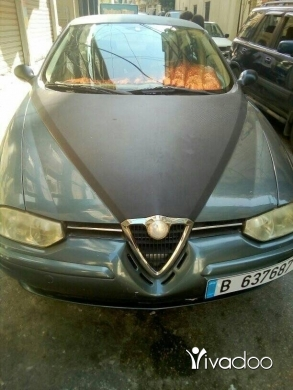 Alfa Romeo in Beirut City - Alfa Romeo